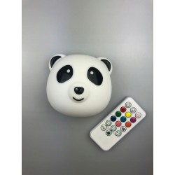 Lampka Kinkiet PANDA silikon +pilot Cotton Ball Lights